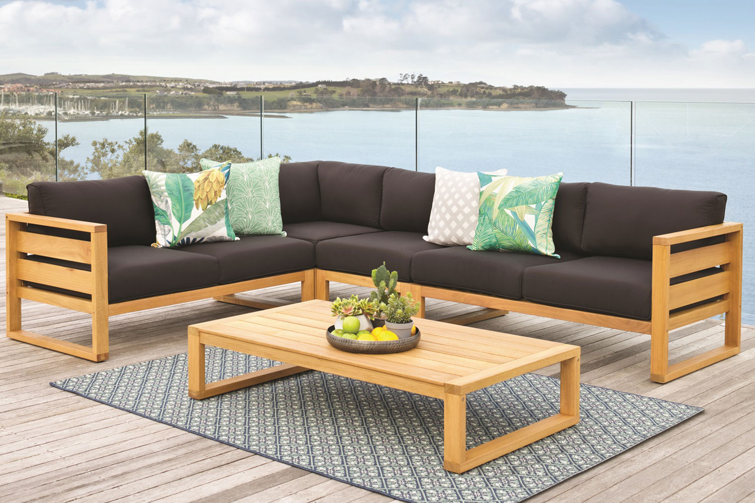 Outdoor Lounge Nz Haven Outdoor Corner Lounge Setting