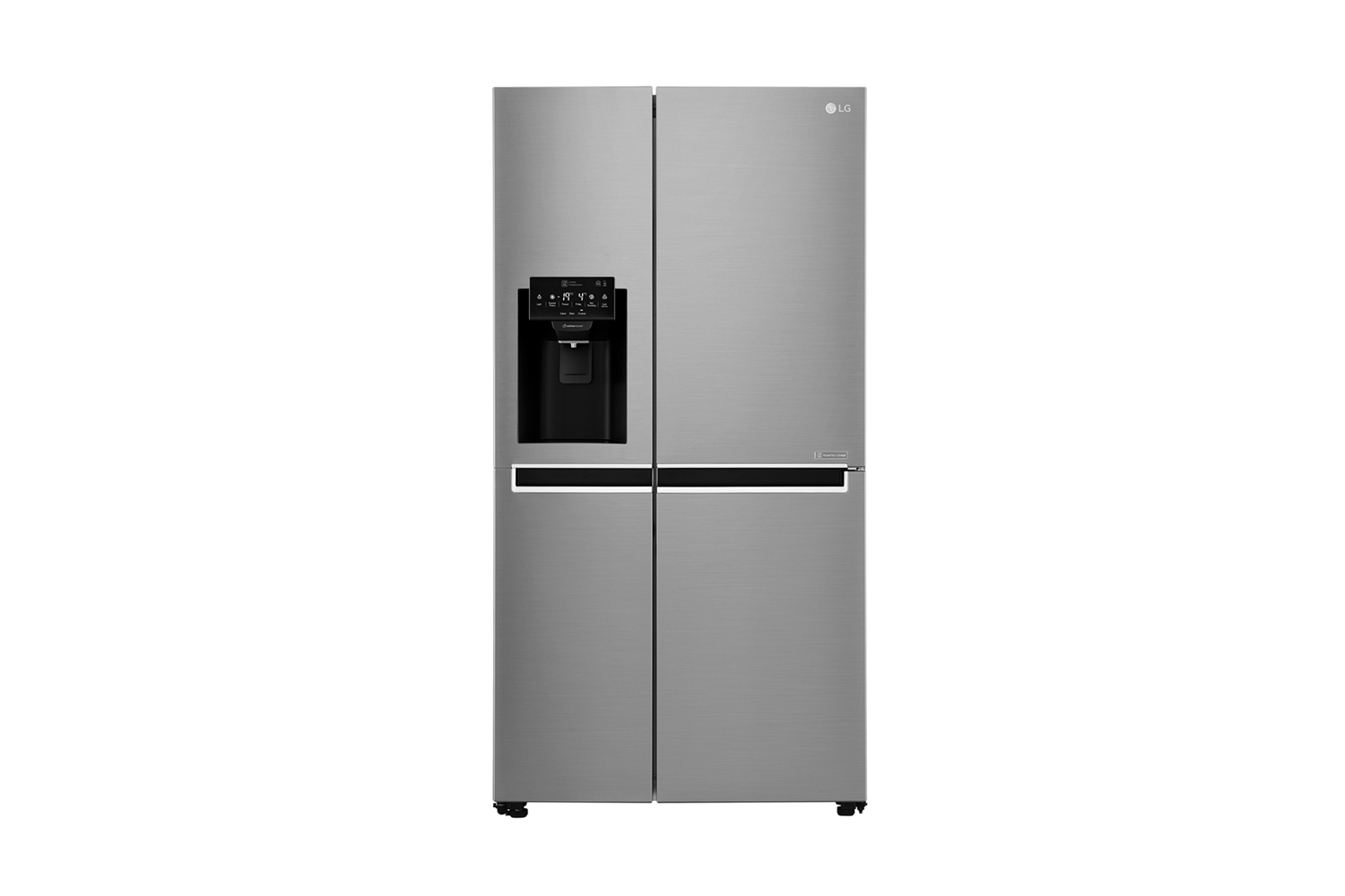 Fridge Freezer Lg 668l Side By Side Fridge Freezer