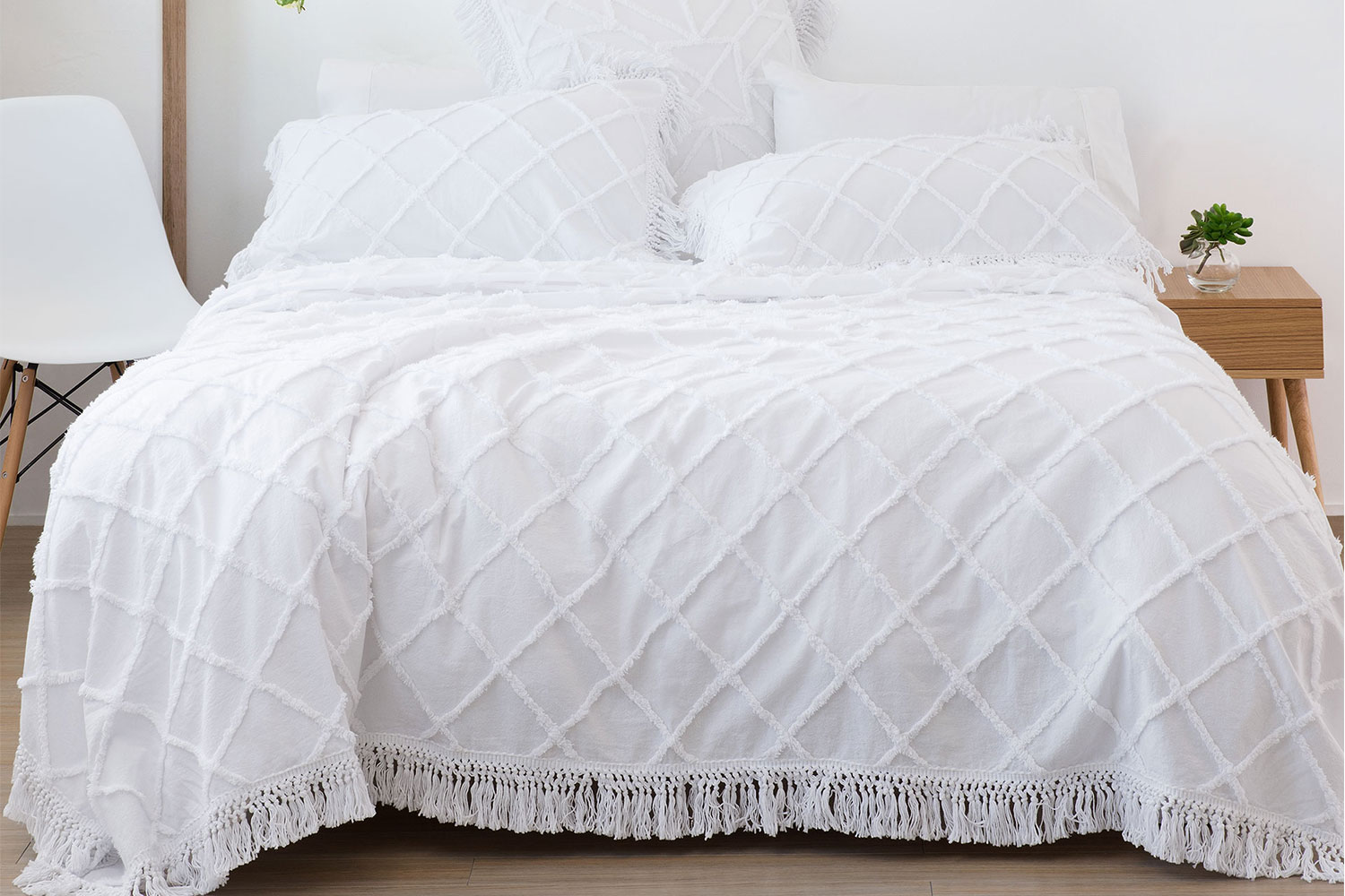 Bed Coverlet Lumiere Coverlet By Savona