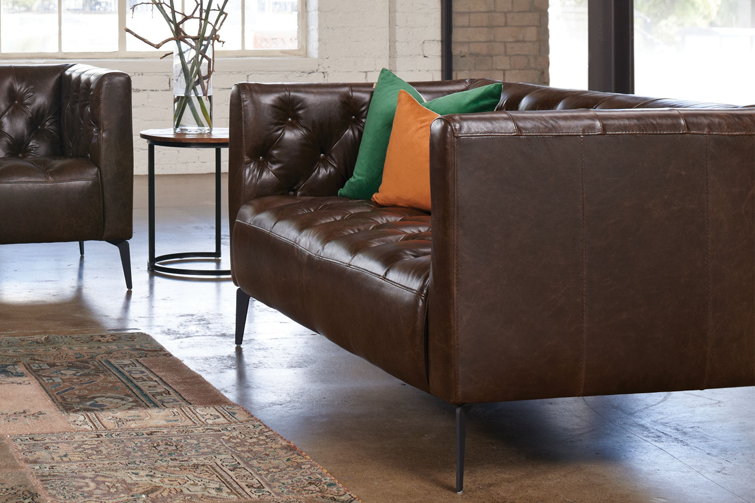Leather Sofa New Zealand Canelli 2 Seater Leather Sofa By Debonaire Furniture