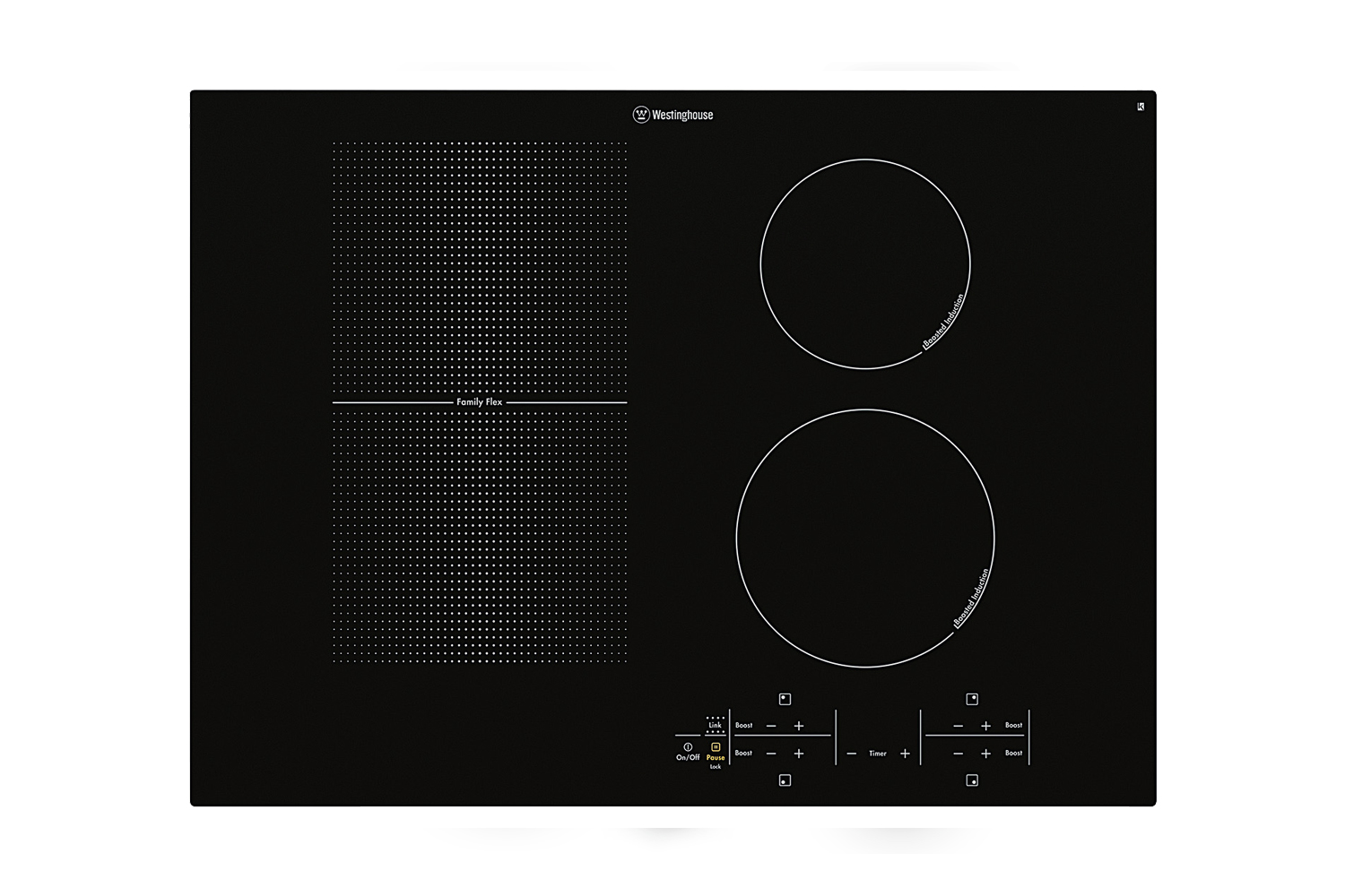 70cm Induction Cooktop Westinghouse 70cm Induction Cooktop