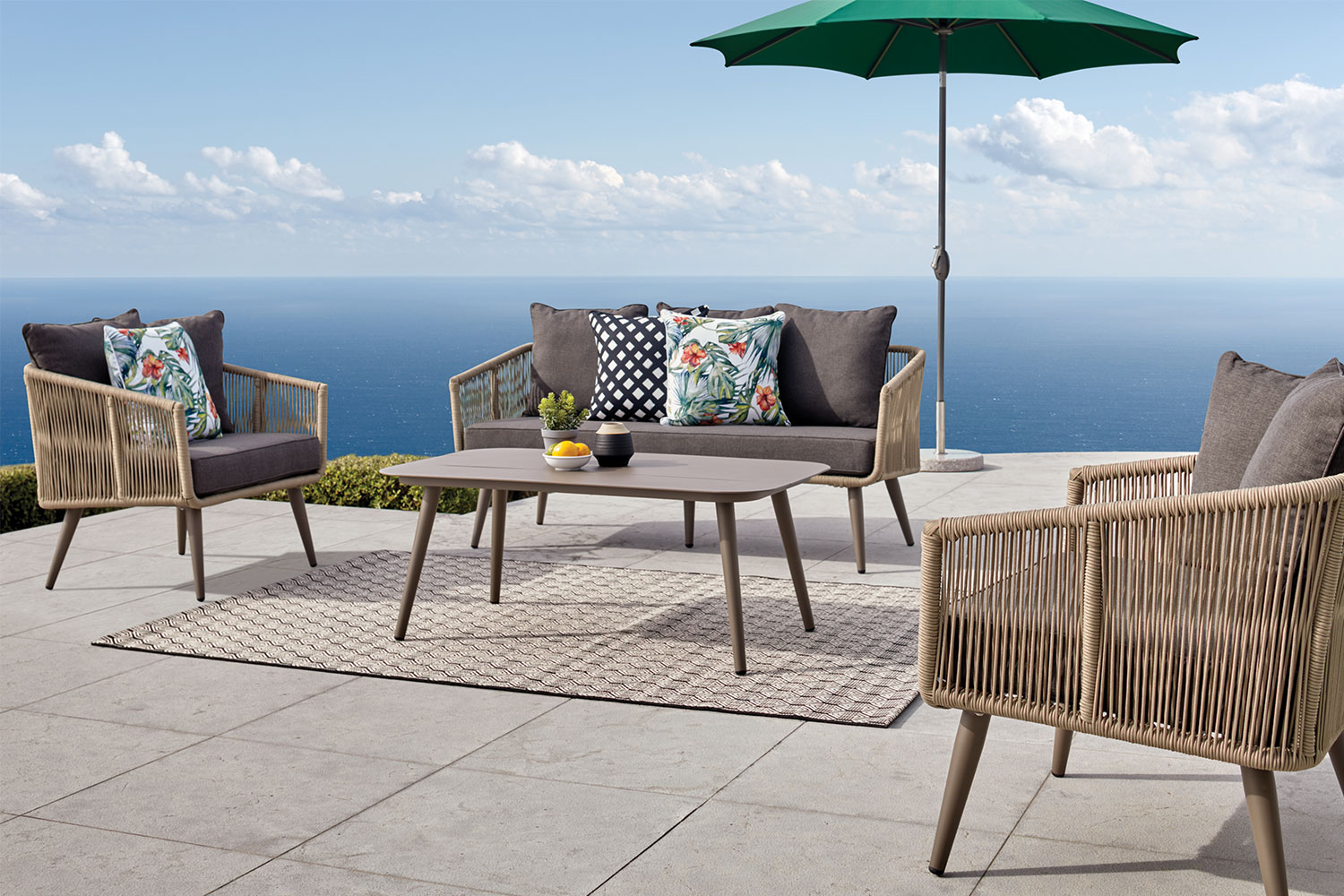 Outdoor Lounge Nz Outdoor Lounge Settings Harvey Norman New Zealand