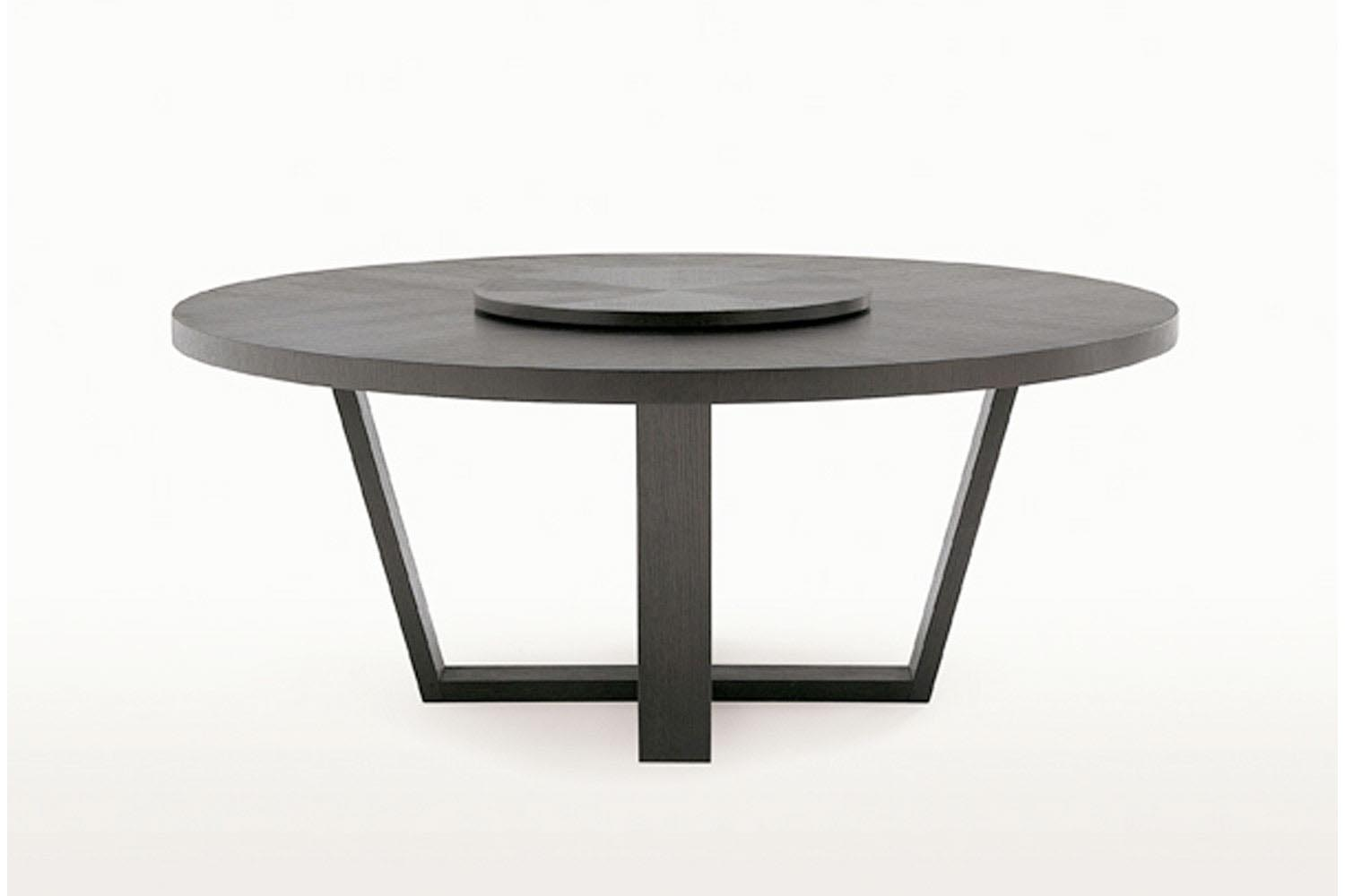 Maxalto Sofa Rund Xilos Table By Antonio Citterio For Maxalto Space Furniture