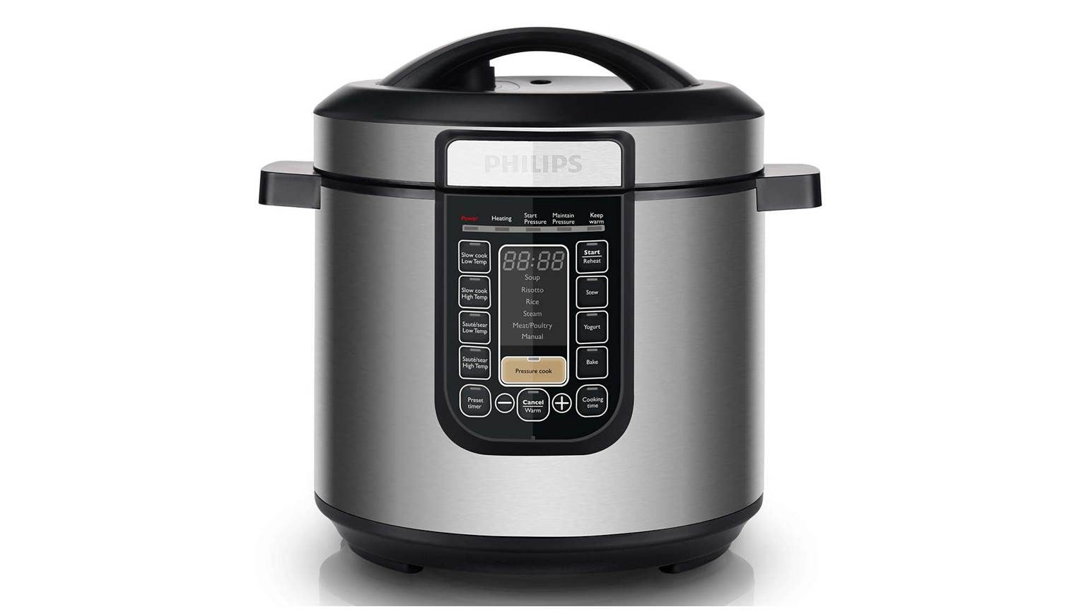 Philips Hd 2137 62 All In One Pressure Cooker Harvey