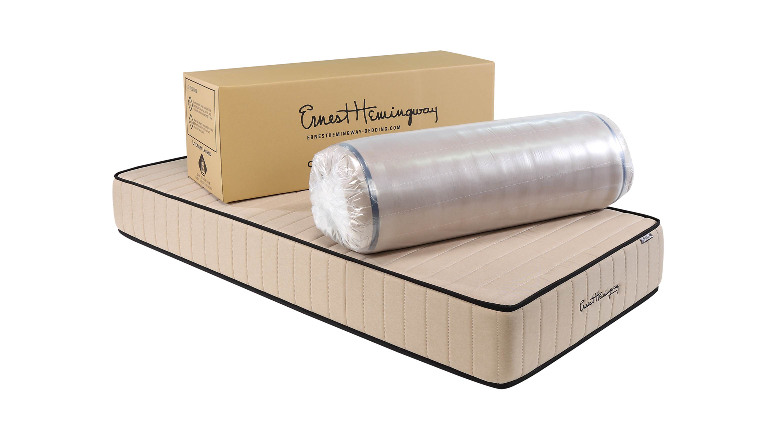 Rolled Single Mattress Ernest Hemingway Havana Compact Rolled Spring Mattress Single Size