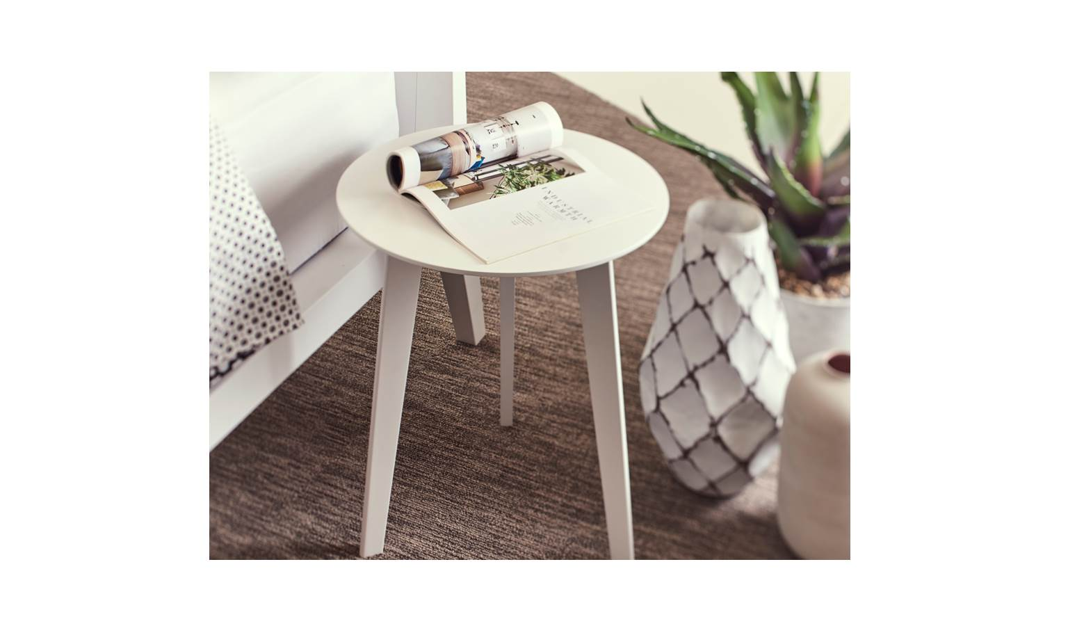 Harvey Norman Side Tables Alf Life Round Occasional Side Table