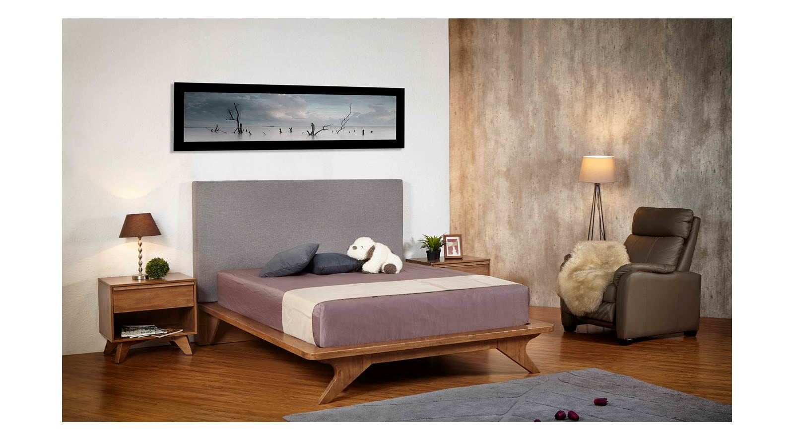 Harvey Norman Side Tables Home Beds Manchester Bedroom Bedroom Storage Havana Side Table Walnut