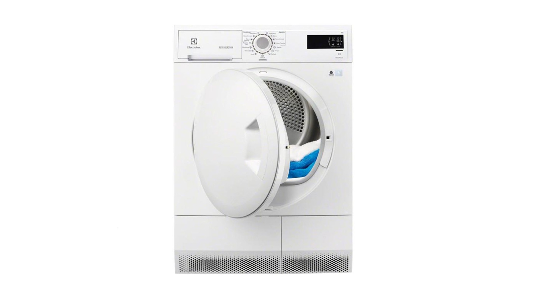 Electrolux Condenser Dryer Electrolux Edc2086pdw 8kg Condenser Dryer Harvey Norman