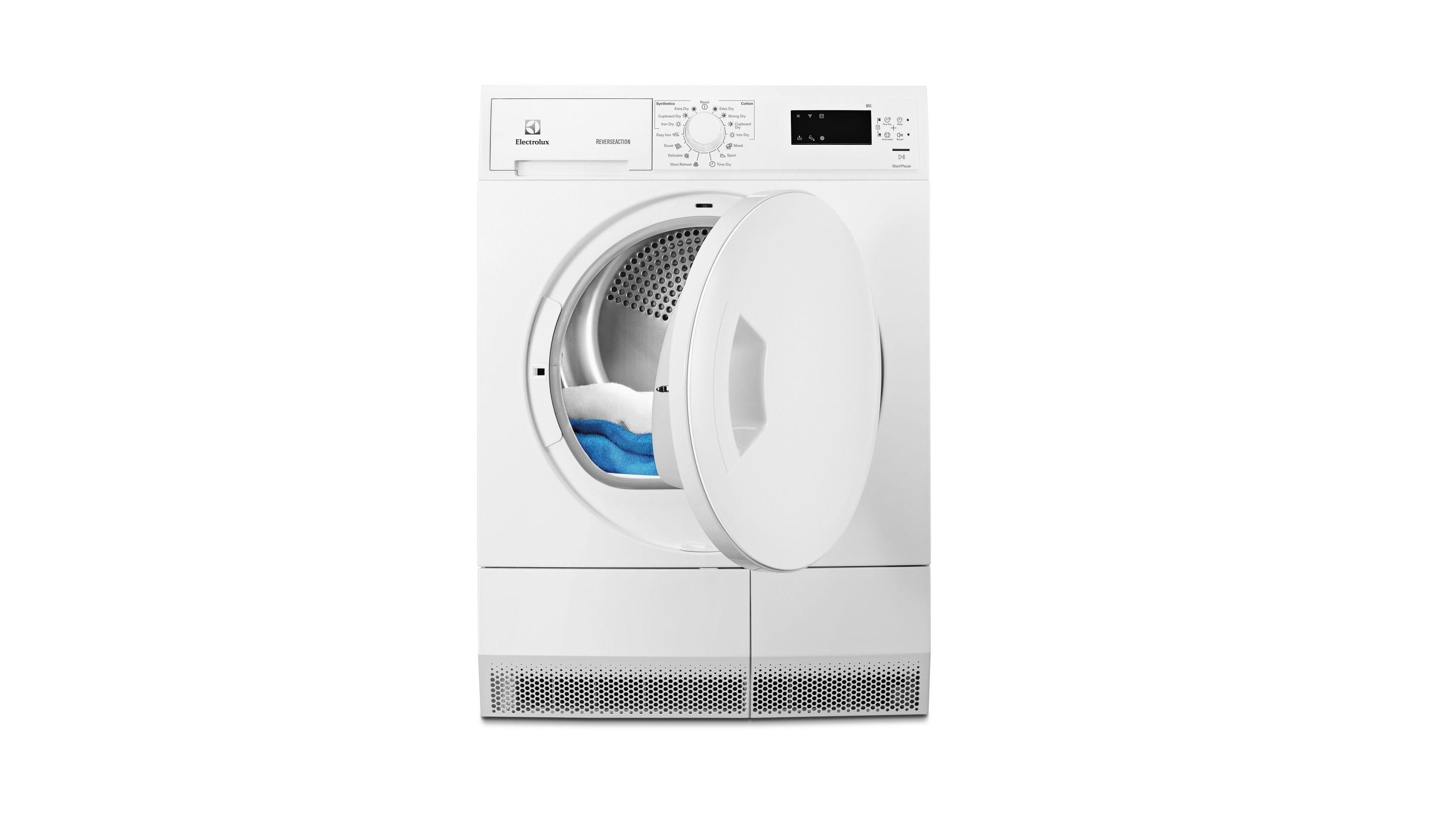 Electrolux Condenser Dryer Electrolux Edp2074pdw 7kg Condenser Dryer Harvey Norman