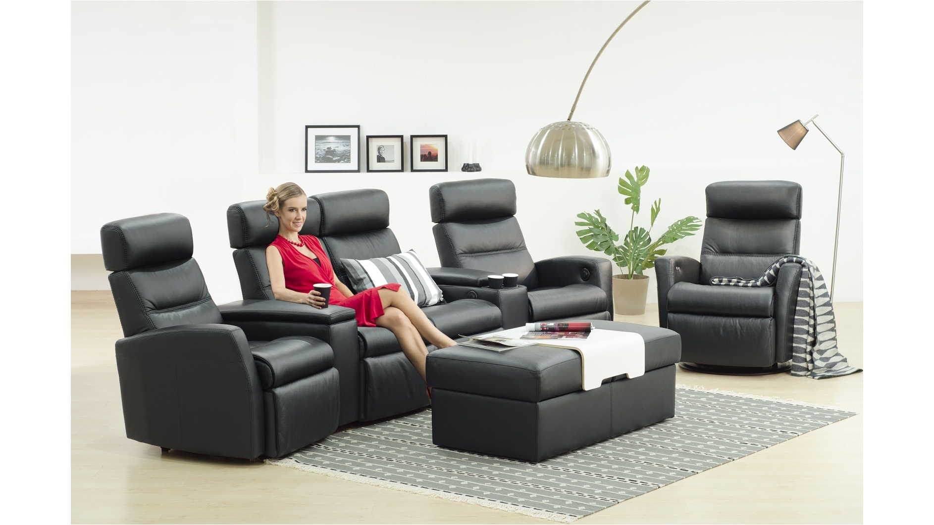 Divani Recliner Chair Home Furniture Outdoor Bbqs Living Room Recliner Lounges Img Divani 2 Seater Home Theatre Recliner