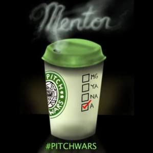 PW mentor starbucks badge
