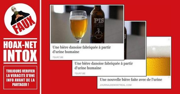 Non, la bière danoise