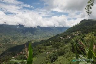 Пейзаж от САПА