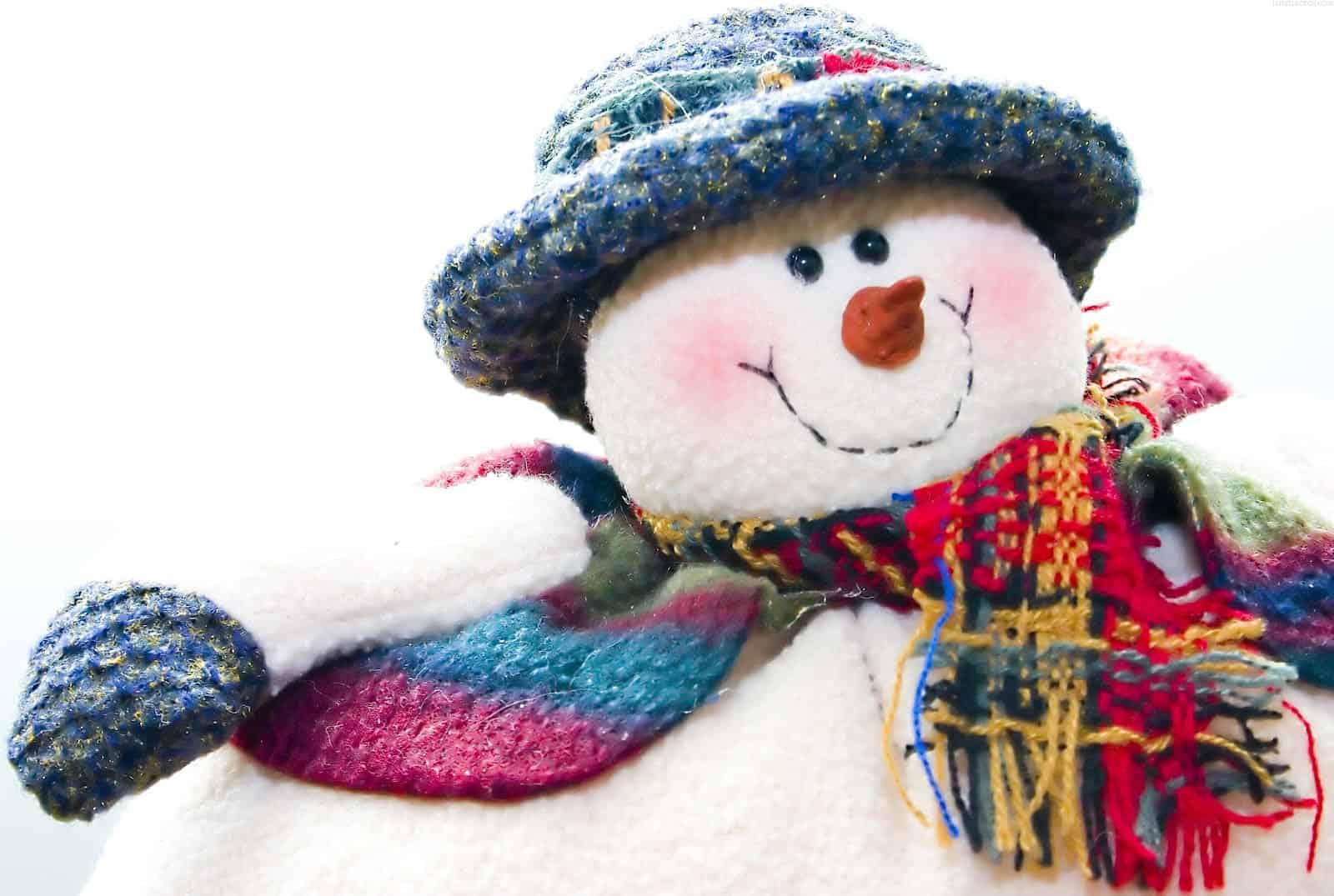 Cute Pink Snowman Wallpaper Kerstvakantie En Dagje Uit Tips Hobby Blogo Nl