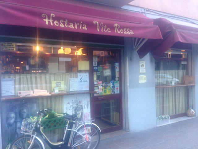 ヴェネツィアメストレのカフェで素敵な朝ごはん⑩