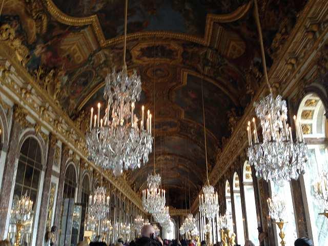 パリ観光ミュージアムパスでヴェルサイユ宮殿へ行く⑧