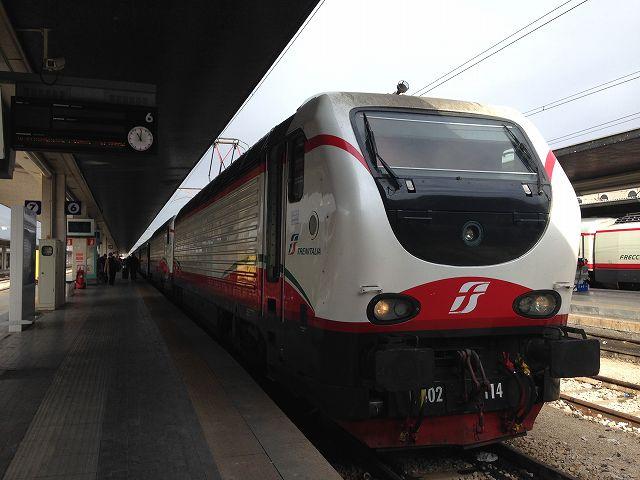 パリからイタリアヴェニスまで夜行寝台列車テロで移動⑨