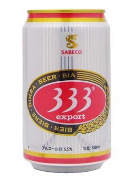 ベトナムホーチミンのビールは安くて軽くて飲みやすい!⑪