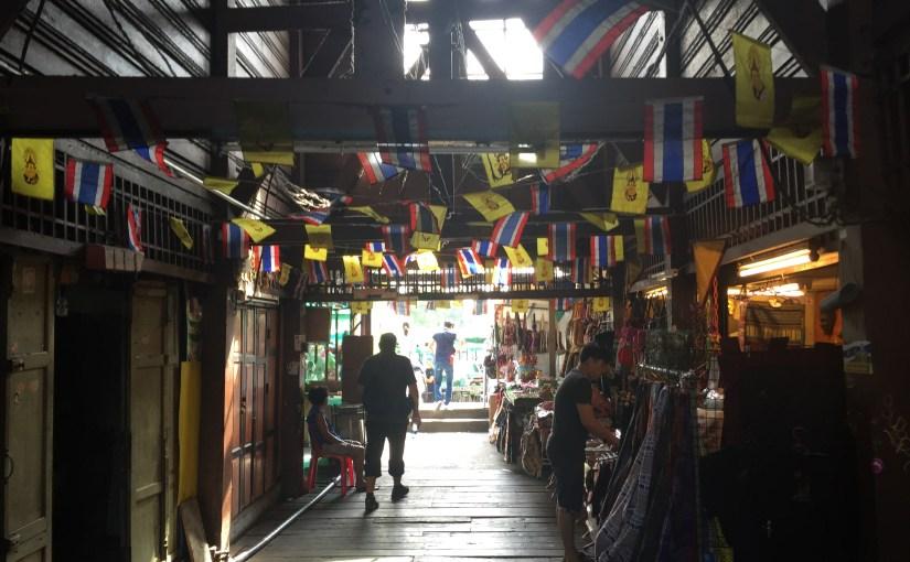 タイ・バンコク2日目にして最終日。予定を変えてワットアルン・ワットポーへ④
