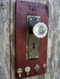 45 Cool DIY Door Knobs and Handles Ideas