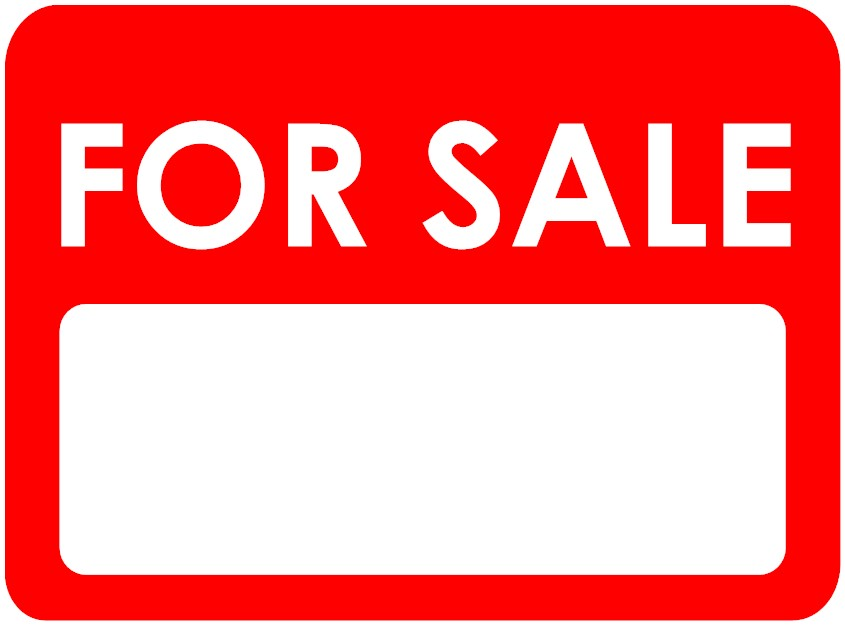 free printable sale signs templates - for sale template