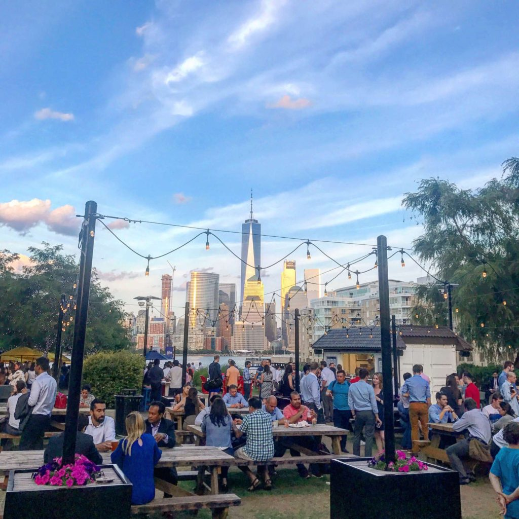 Beer Garten The Lutze Officially Opens For 2018 Season This Week