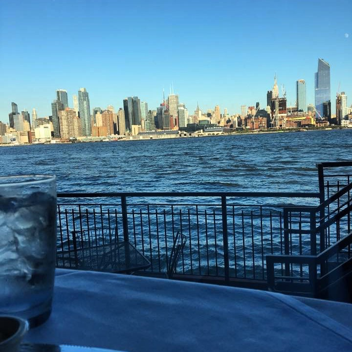 Waterfront Dining in Weehawken The Chart House - Hoboken Girl