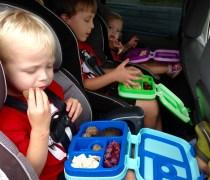 bentgo kids in carseats