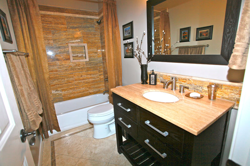 Undermount Bathroom Sink Home Remodel Before & After Photo Gallery | Az Kitchen