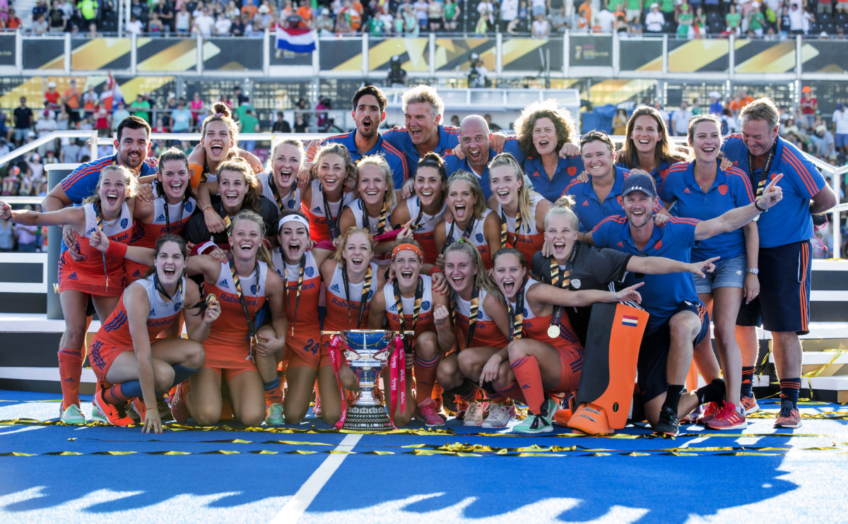 Nederlands Dames Elftal Oranje Dames Hockey Nl