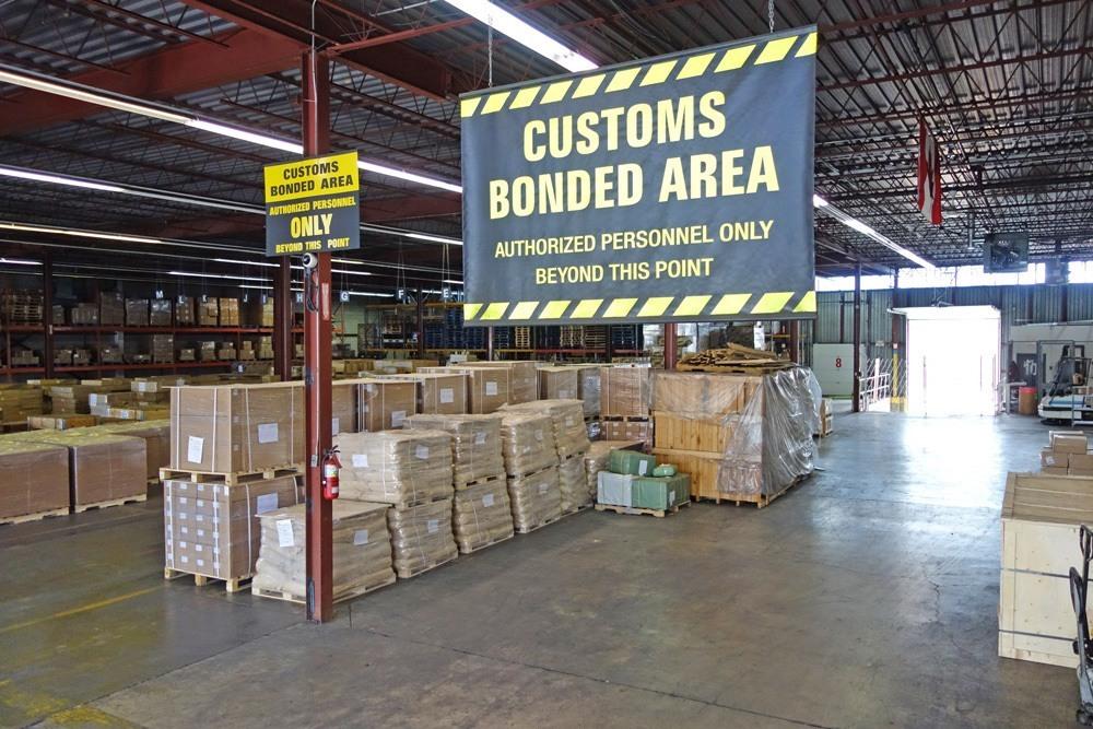warehouse duties