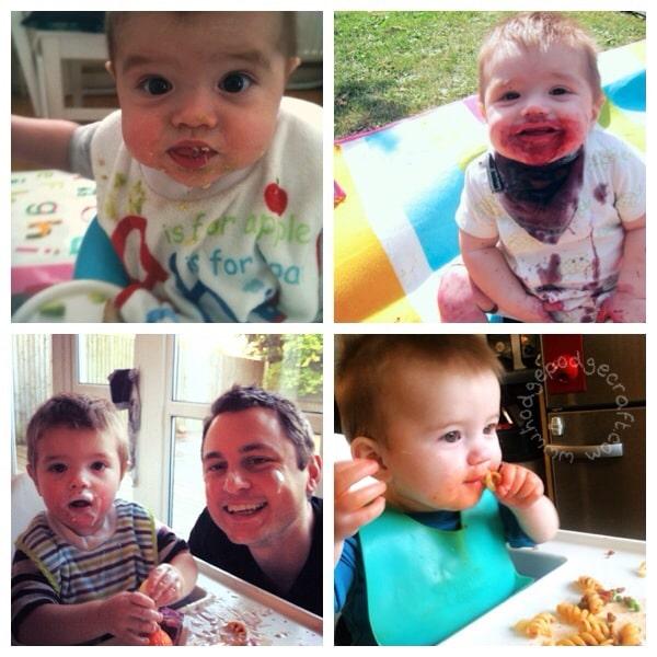 Baby Sensory food