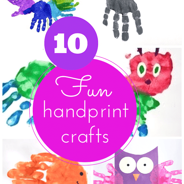 10 amazing handprint craft ideas