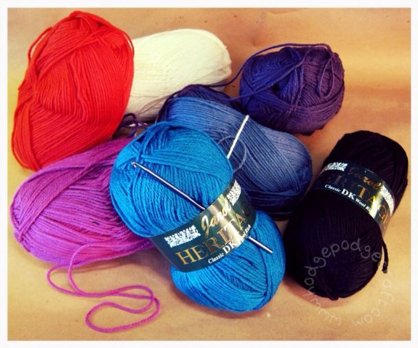 thank you Monster yarns