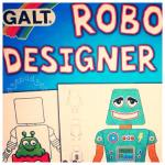 Free Galt Robot craft kit giveaway