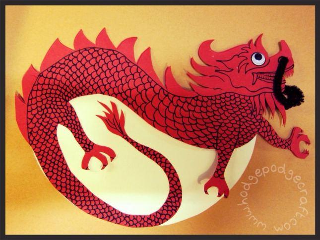 Chinese Dancing Dragon