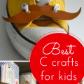 Best C craft ideas for kids thumbnail