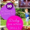 pre-school skills thumbnail