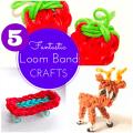 Fantastic Loom Band Crafts thu
