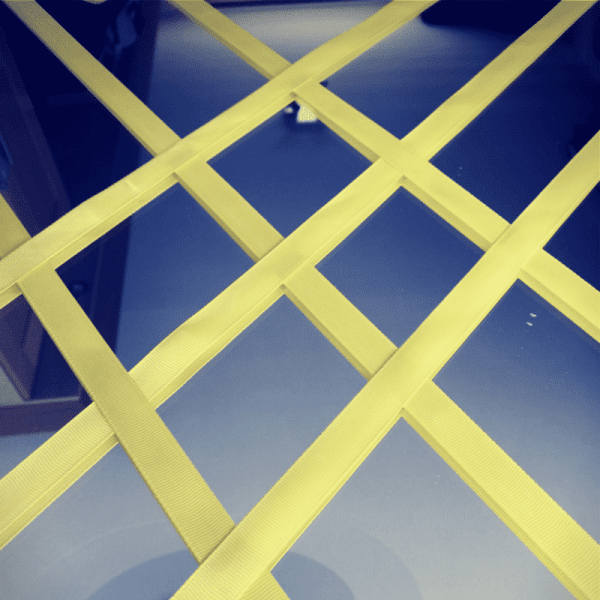 Criss-Cross ribbon