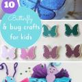 http://hodgepodgecraft.com/butterfly-bug-crafts-for-kids/