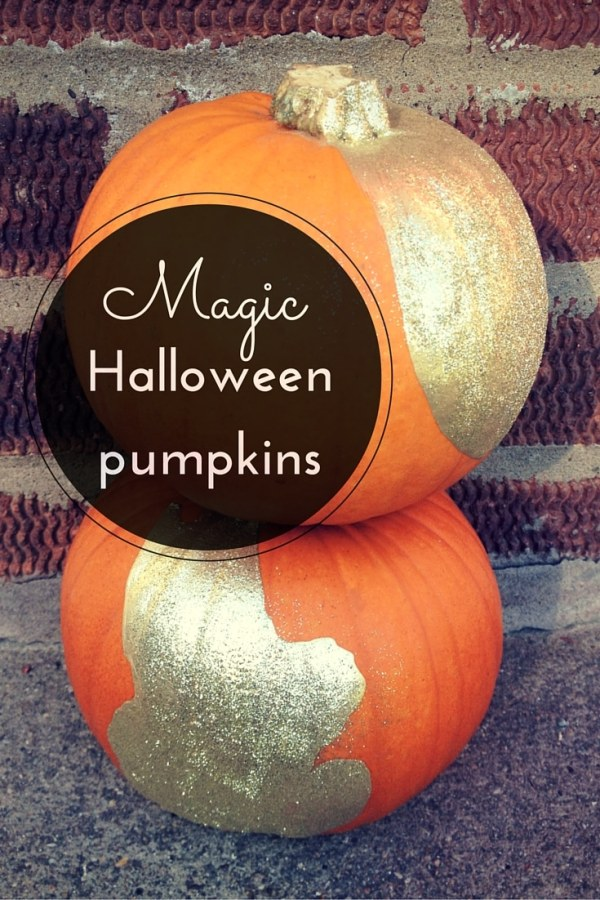 Magic pumpkins halloween crafts round up