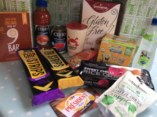 Degustabox October 2015