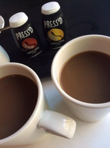 Press'd Coffee