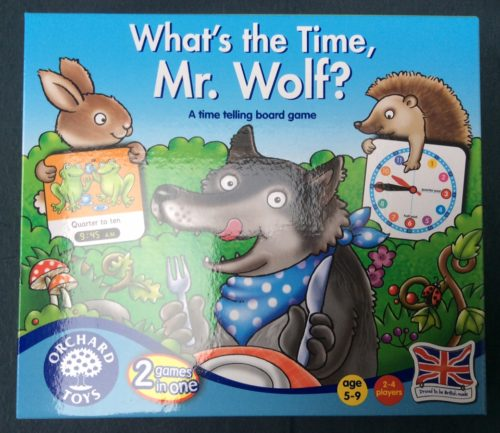 what the time mr wolf orchard toys instructions