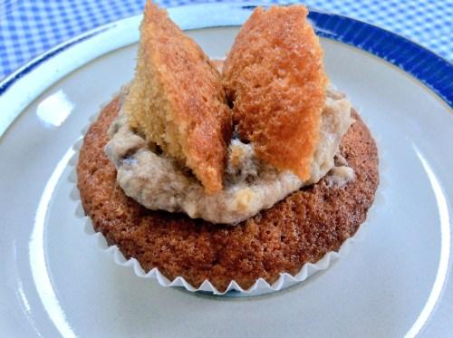 Malteser Butterfly Cakes