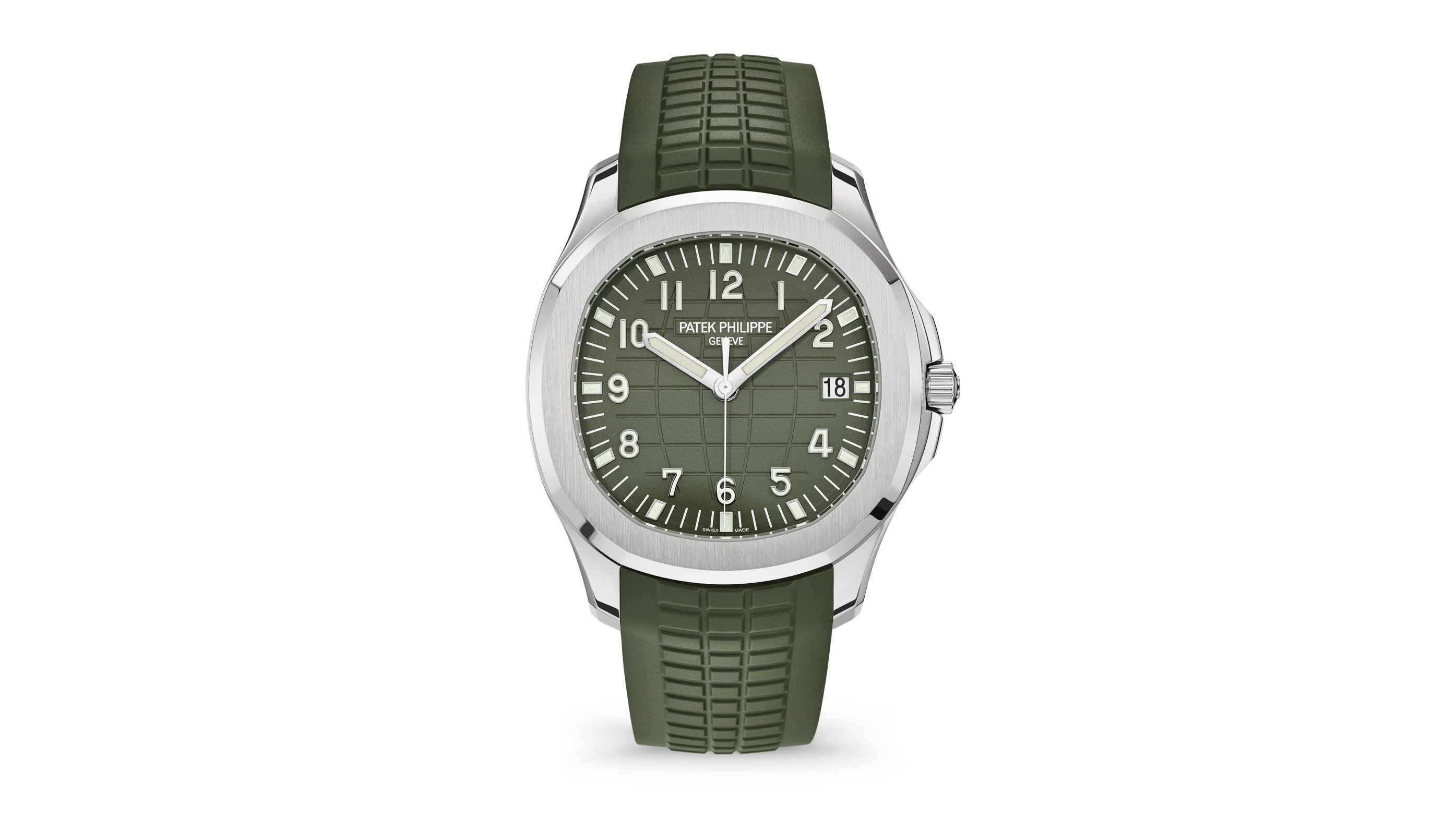 P Philippe Watch Introducing The Patek Philippe Aquanaut 5168g With Khaki Green