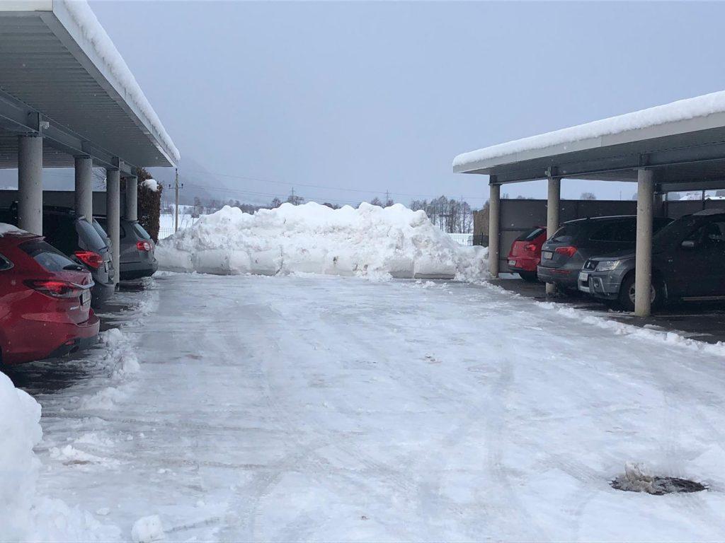 Winterdienst Im Dauereinsatz Hos Heimat Osterreich