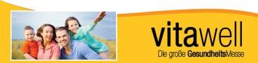 Vitawell 2016, Gesundheitsmesse