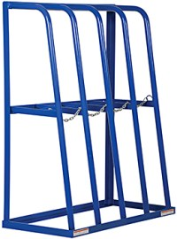 Vestil SSRT-47 Vertical Pipe Storage Racks